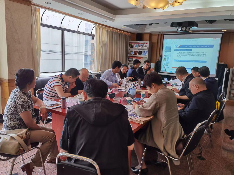云南省高原湖泊生态治理工程建设地方标准编制立项获得审查通过